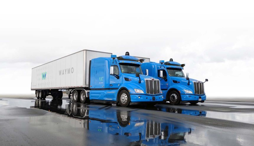 Waymo-Self-driving-trucks