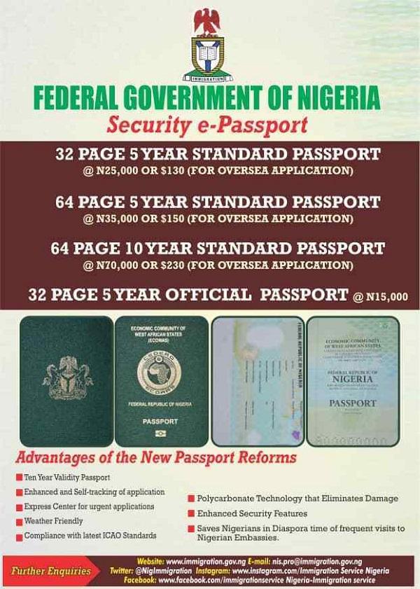 New-Nigerian-International-Passport-official-advert