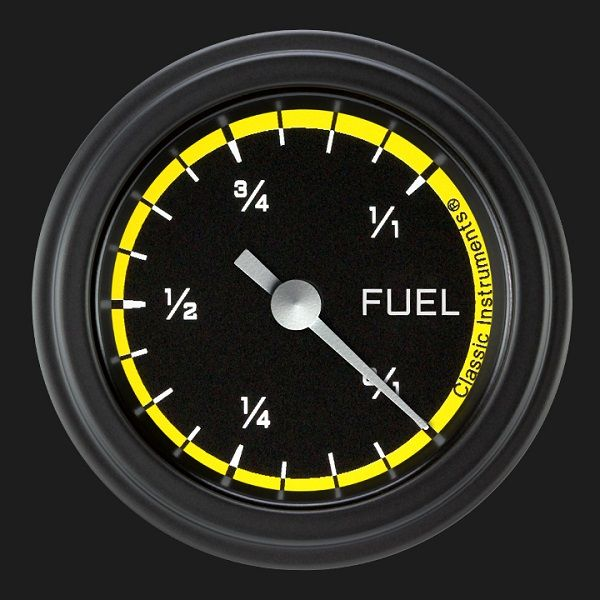 Gas gauge working principle and reasons why it is not working