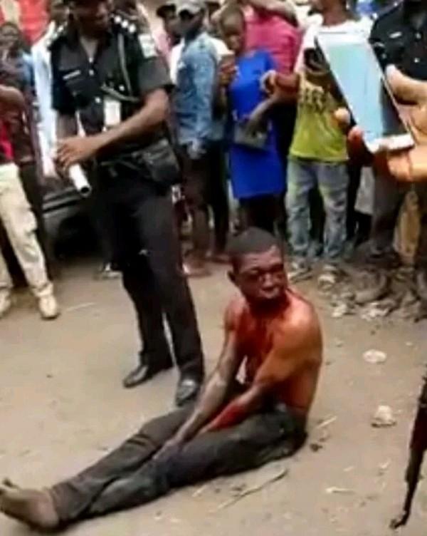 Suspected-car-thief-beaten