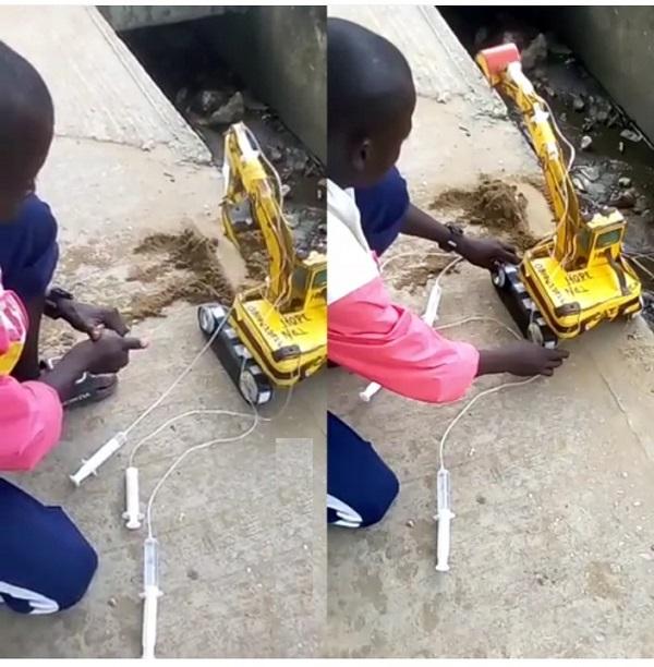 Boy-and-mini-excavator