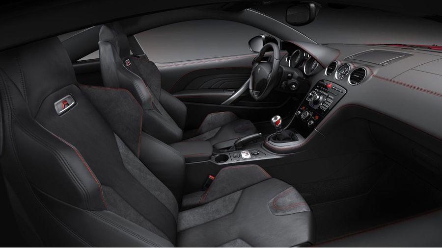 Peugeot RCZ-driver-seat