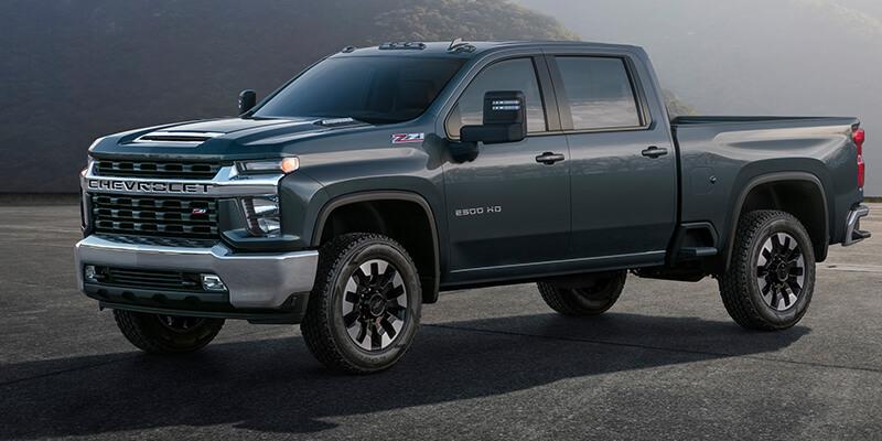 2019-Chevrolet-silverado-2500hd