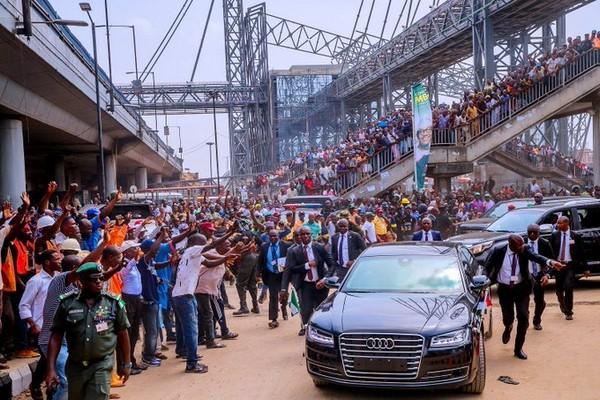 President-buhari-commissions-oshodi-transport-interchange