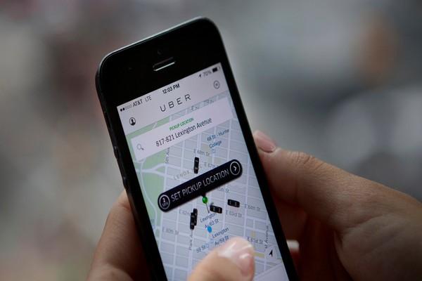 request-uber