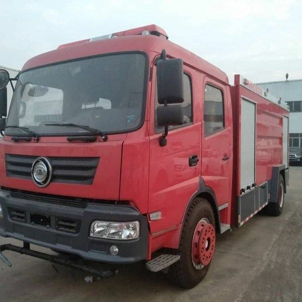 Innoson-fire-trucks-front-view