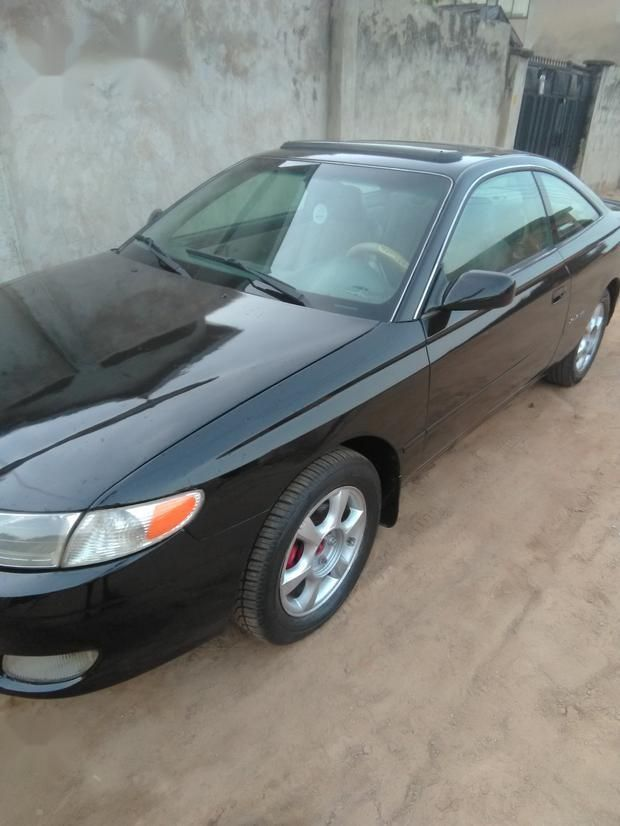 Toyota Solara 2001 Black For Sale