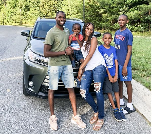 Family-with-Toyota-Highlander