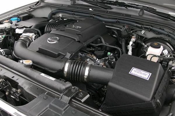 Engine-of-2005-Nissan-Pathfinder