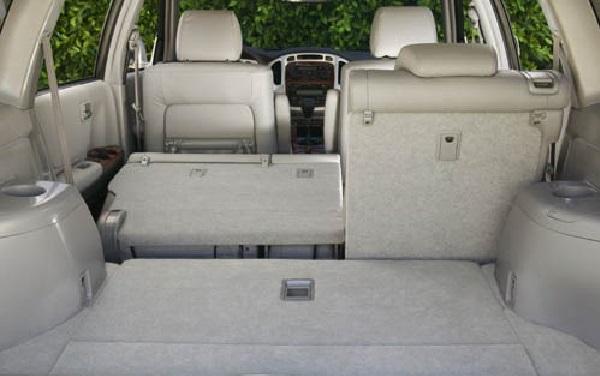 Seating-of-2005-Toyota-Highlander