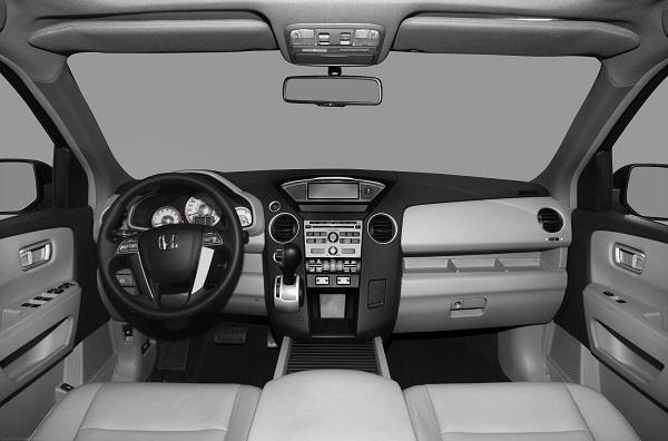 2010-Honda-Pilot-cockpit