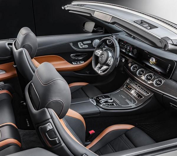 Mercedes-benz-AMG-interior