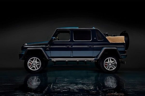 Drake-Mercedes-MayBach-G-650