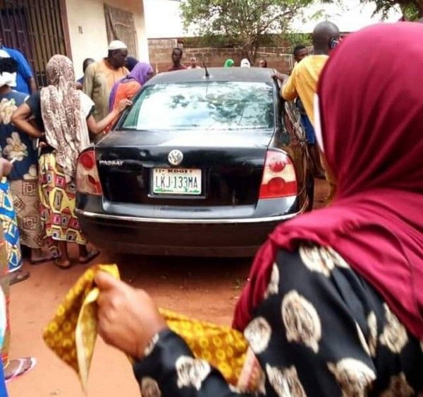 scene-of-children-died-inside-car-in-Kogi
