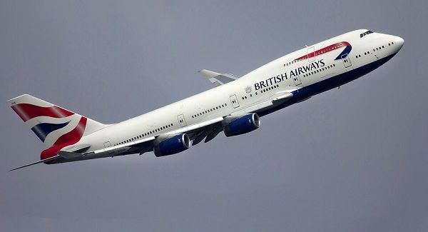 A-British-airways-aircraft