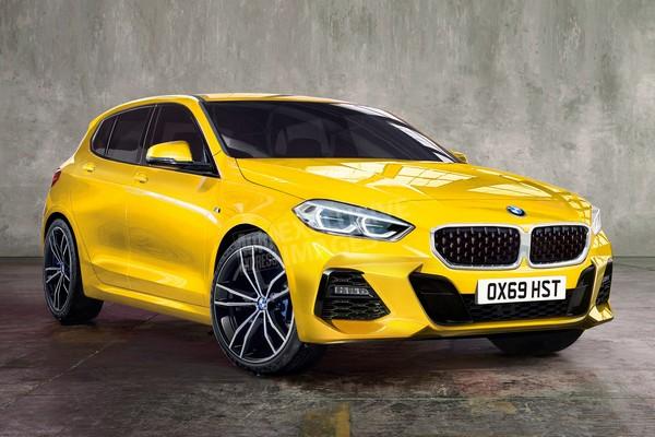 2019-BMW-M135i-front