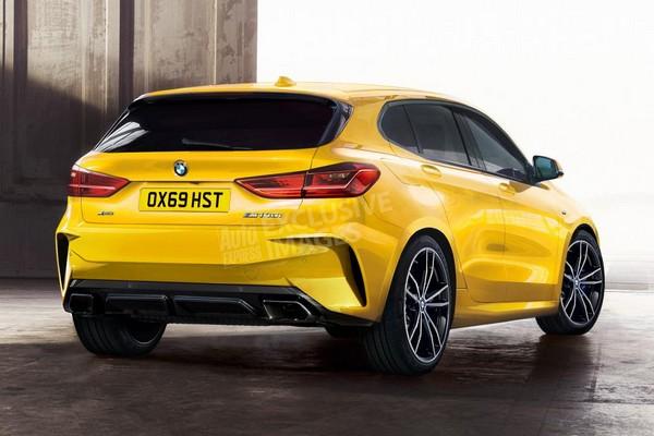2019-BMW-M135i-rear