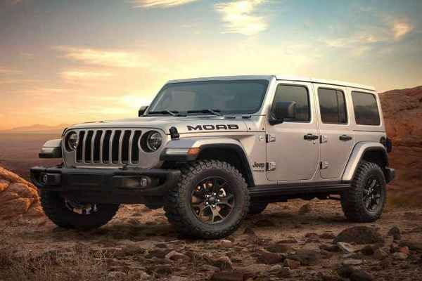 front view of the wrangler Jeep MoaB