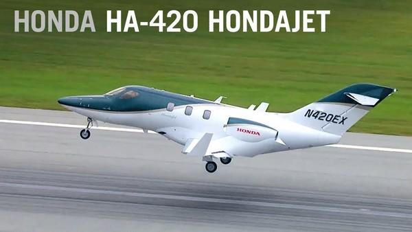 Honda-private-jet