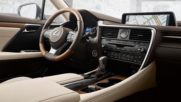 Lexus-RX-2019-interior