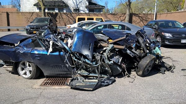 Severe-Car-crash