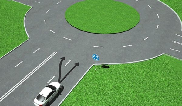 Image-showing-a-Roundabout