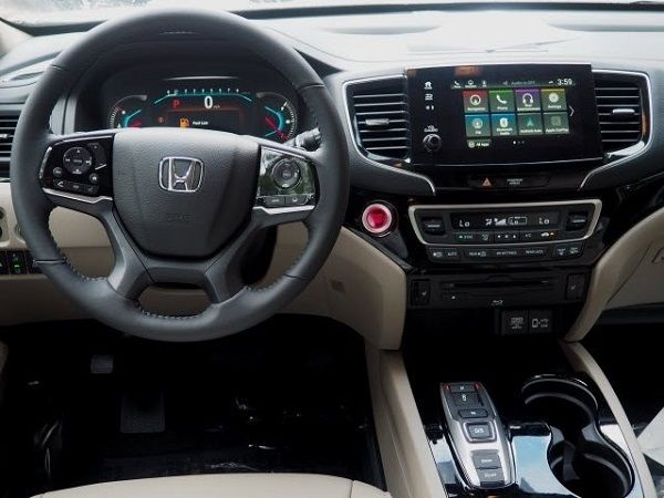 Safety-features-of-Honda-Pilot