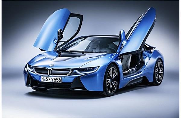BMWi8-hybrid