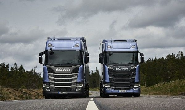 Scania-AB-containers