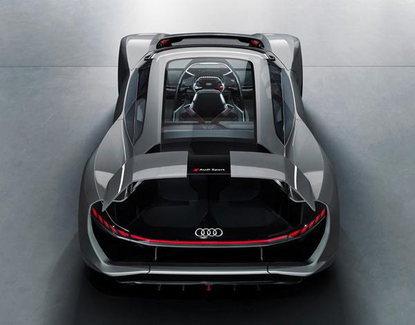 The-new-Audi-e-tron-PB18-aerial-view
