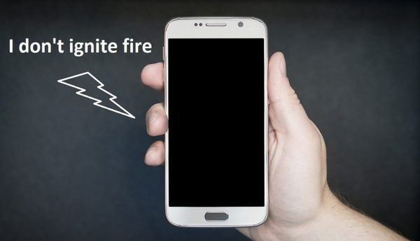Image-of-phone-with-inscription-i-don't-ignite-fire