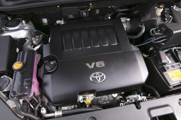 Engine-of-2007-Toyota-RAV4