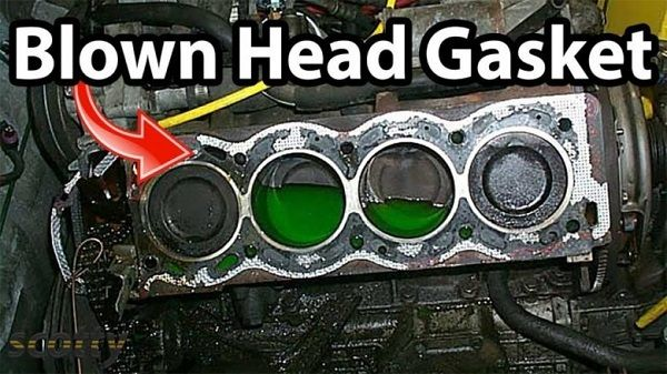 Blown-head-gasket