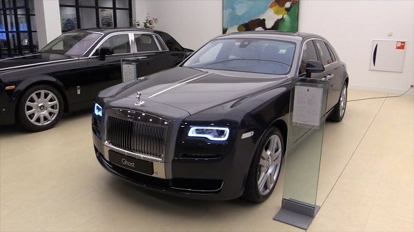Rolls-Royce-cars