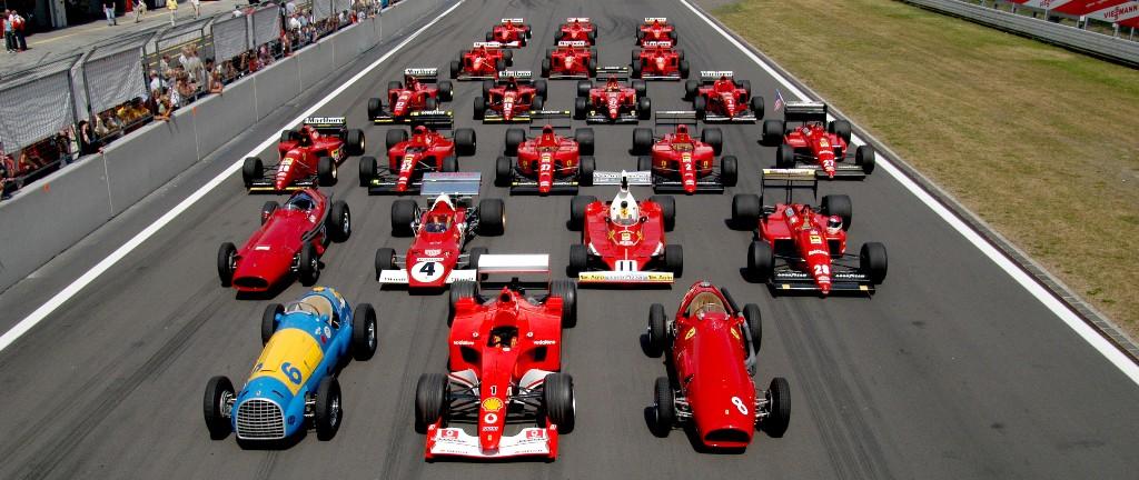 A-photo-of-a Formula-One-race