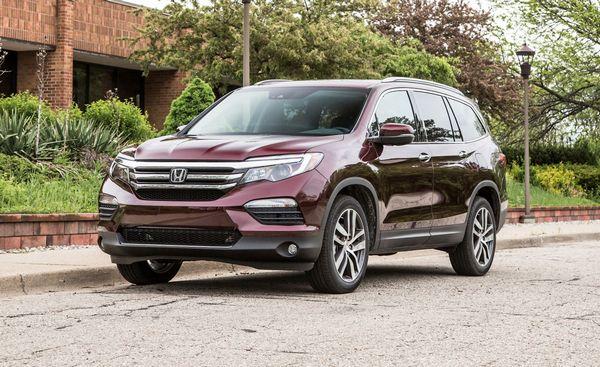 2016-Honda-Pilot-test-drive