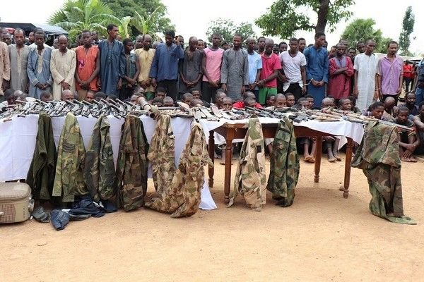 kidnappers-in-nigeria-arrested