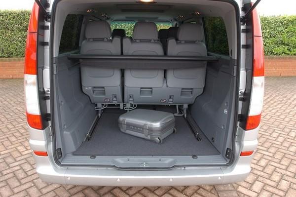 Minivan-boot