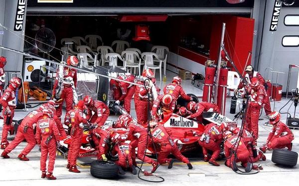 Formula-One-team