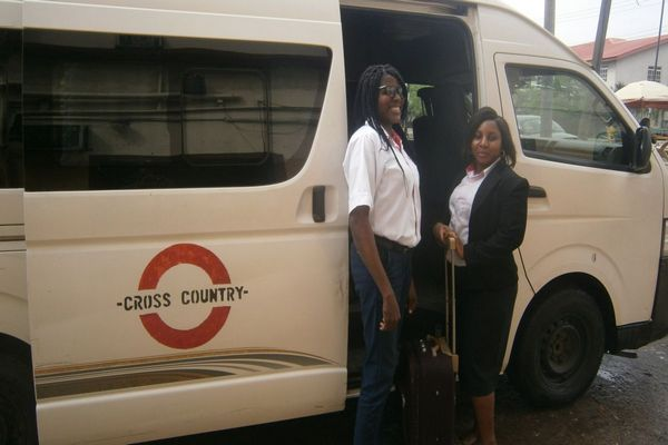 Cross-country-transport-Bus-with-stewards