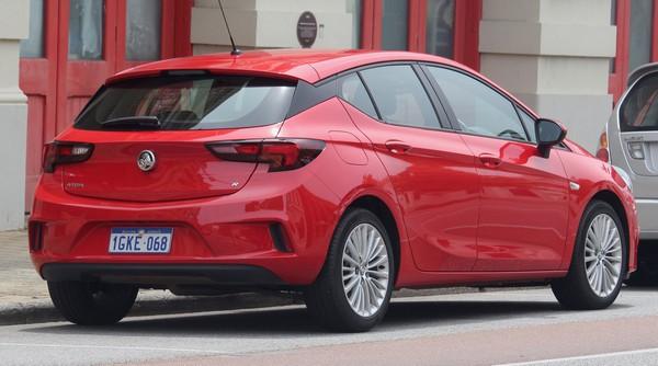 Hatchback-car
