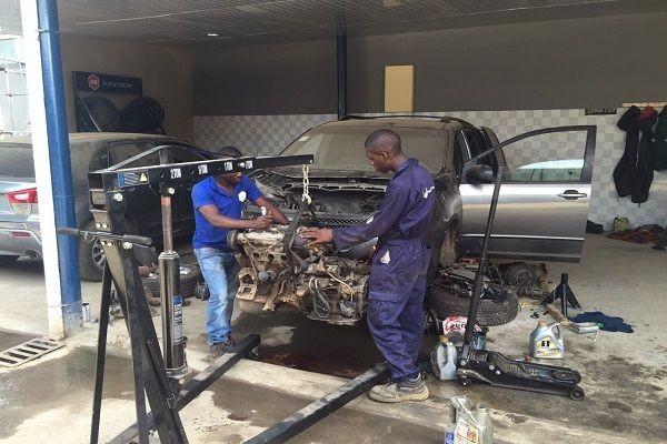 Mechanic-workshop
