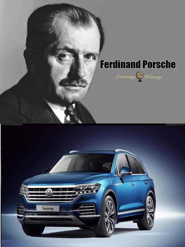 Ferdinand Porsche-Volkswagen
