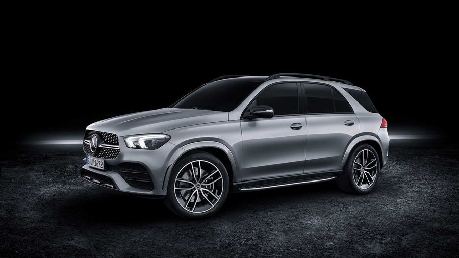 Mercedes debuts 2020 GLE 580 with electrified V8 biturbo