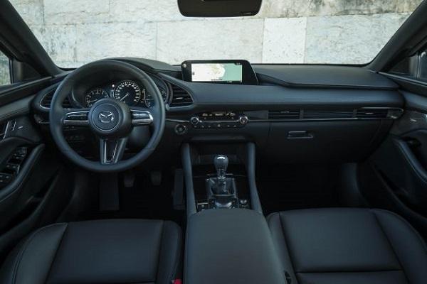 image-of-Mazda-3-dashboard