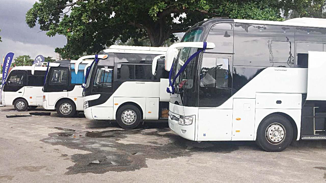 A-fleet-of-luxurious-buses