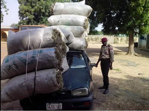 frsc-detained-overloading-car