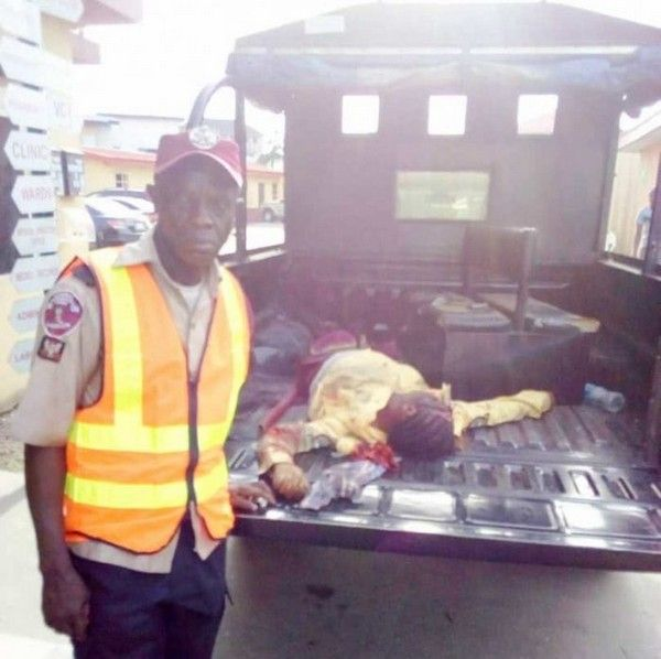 lastma-officer-crushed