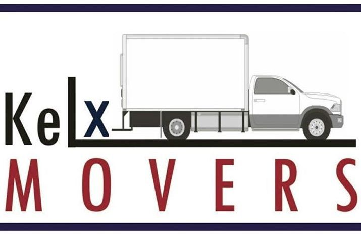 Logo for Kelx Movers