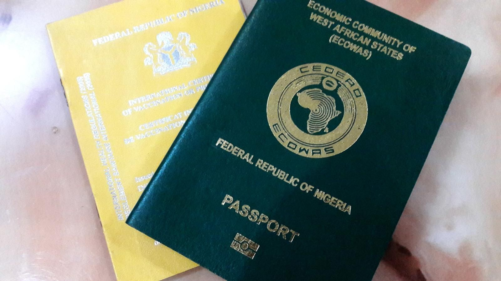 Nigerian-passport-and yellow-card